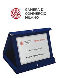 Premio Miglior Video d'Impresa 2017 - Video OSCULATI