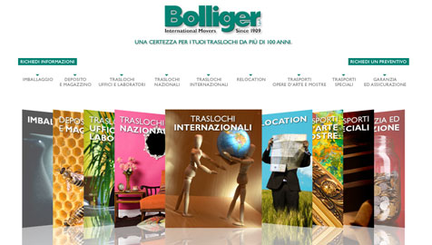 Bolliger International Movers